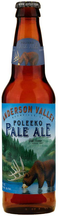 Anderson Valley - Poleeko Gold Pale Ale