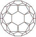 Buckminsterfullerene - Wikipedia Science, Space, Floor Space, Spaces