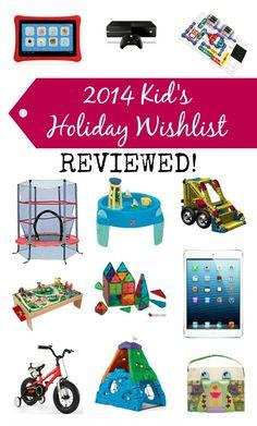 Kids wish list giveaway