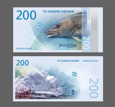 Norway's New Banknotes Will Refresh Financial Style Around the world