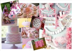 Post #1 for Munchface's birthday party - Baby Doll bakery.