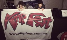 Ampfest is back and ready to find the next big act from WA. If you are an unsigned band, duo or are a solo artist aged between 12-25 then you have until Friday 7th March to enter. Free to enter and the perfect place to meet other performers, make new fans and gains some valuable experience.
