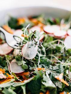 Micro Greens Salad