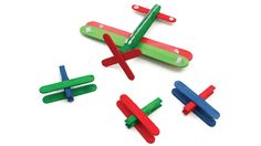 Craft Stick Planes