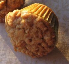 Muffins santé à l'érable