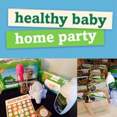 Healthy baby Home Party ~ Party was a blast!! Love sharing this info with others! #fighttoxins #healthyhome #seventhgeneration #generationgood #homeparty #freesamples #baby #blogger #blog