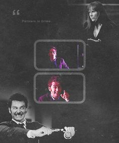 Doctor Who episode posters→Partners In Crime S04E01 (gif)