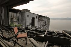 The Abandoned Island Gunkanjima 2010 - 軍艦島 2010 - | Tomboy Urbex