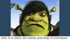 """25 Times """"Shrek"""" Made The Internet Say """"What The Actual Fuck? Shrek Memes, Dankest Memes, Funny Memes, Stupid Memes, Stupid Funny, Lorde, Reaction Pictures, Funny Pictures, We Are Bears"""