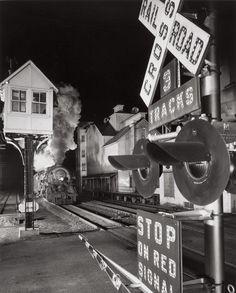 Les trains de nuit de Winston Link