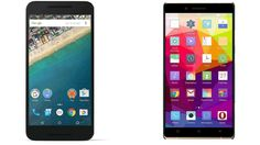 Google Nexus 5X vs BLU Pure XL Subscribe! http://youtube.com/TechSpaceReview More http://TechSpaceReview.tumblr.com