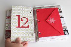 My creative corner: December Daily 2010