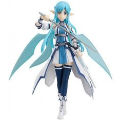 Sword Art Online Asuna Season 2 Action Figure