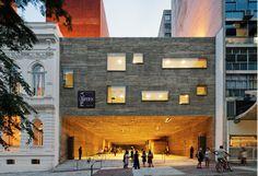 Brasil Arquitectura > Praça das Artes
