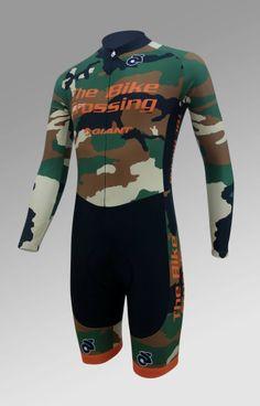 The Bike Crossing Camo Skinsuit