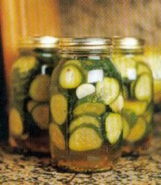 Middle Eastern Cucumber Pickles