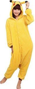 Pikachu Suit for Girl