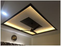 False Ceiling in the Dining : modern Dining room by U and I Designs