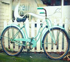 i can't wait for my bike to be put together, it's going to look just like this!
