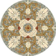 turner medallion: new ravenna mosaics