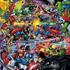 Marvel vs. DC - Marvel Wiki