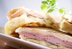 Ciabatta della mamma - Recipes - À la di Stasio Ciabatta, Quebec, Mamma, Potato Salad, Sandwiches, Potatoes, Yummy Food, Fish, Snacks