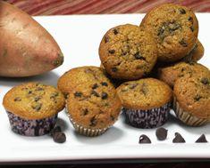 Sweetpotato Chocolate Chip Mini Muffins Mini Chocolate Chip Muffins, Jumbo Muffins, Sweet Potato Muffins, Muffin Cups, North Carolina, Sweet Tooth, Yummy Food, Yummy Recipes, Favorite Recipes
