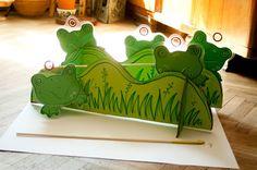 Pikczer For Ticzer Złów żabę, cath a frog - kids play