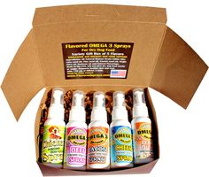 All natural, holistic flavored Omega 3 sprays are made from human grade edible oils and plant extracts. Made in the USA. The 2 oz dog food kibble topper assortment is available in a gift box for your favorite pet. Dogs love them! Chia Seed Oil, Beef Bacon, Edible Oil, Dry Dog Food, Omega 3, Picky Eaters, Sprays, Vitamin E, Healthy Skin