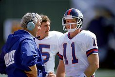 phil simms - Google Search New York Giants Football, Football Team, Football Helmets, Phil Simms, Go Big Blue, G Man, Sports Images, Nfl, Sunday