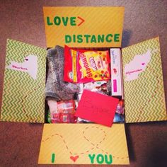 Love > Distance Care Package