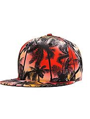 a8c344e1855 Hip Hop Women Men Street Dance Coco Tree Print Adjustable Patchwork 3D  Baseball Cap – CAD
