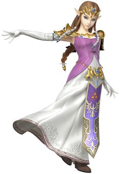 Princess Zelda - Zeldapedia, the Legend of Zelda wiki