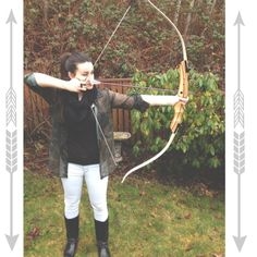 ❤ #archery #bow #recurvebow #shooting #arrows #rhonnadesigns #Padgram