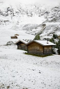 """Snowy Landscape - Alpe di Siusi, Italy"" -- [Photograph by janinejoles (Janine Jones) - June 4 2012]'h4d'121216"