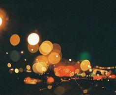 *night time.