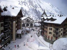 Highest ski resorts: No shortage of snow in Les Arcs