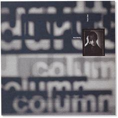 The Durutti Column, 'Vini Reilly', From On the Outside, Lars Müller, 2005