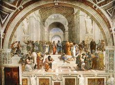 Raffael - The School of Athens
