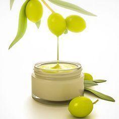 Rezept für eine Olivenöl-Creme zum selber machen - die ideale Feuchtigkeitspflege für trockene Haut