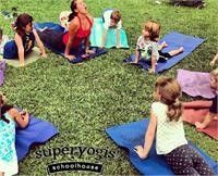 Super Yogis' Yoga Winter Camp Miami, FL #Kids #Events