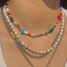 Nail Jewelry, Trendy Jewelry, Cute Jewelry, Beaded Jewelry, Jewelry Rings, Jewelry Accessories, Beaded Necklace, Jewlery, Piercings