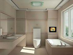 inspiring bathroom designs with toilet