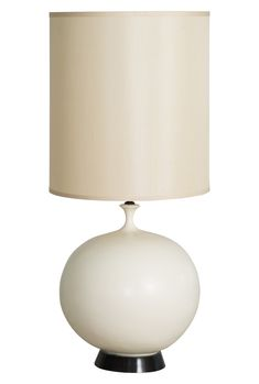 Ball Lamp by WEST KNOLL COLLECTION