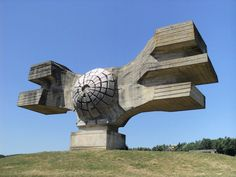 Soviet Brutalist buildings from the mid-20th century - Business Insider