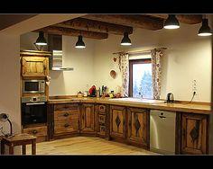 DREMOART / dubova kuchyna