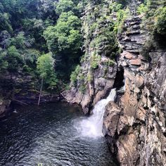 Appalachian Mountains | Linville Falls North Carolina hiking | Appalachian Mountain Living