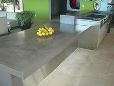 Exceptionnel ADA Concrete Countertops DC Custom Concrete San Diego, CA Concrete  Countertops Colors, Grey Countertops