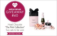Loving The Pink Collection. Can be won on Maison Cupcake.