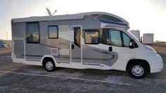 Location Camping-car chausson 728 EB titanium 2015 Septèmes-les-Vallons (13240)